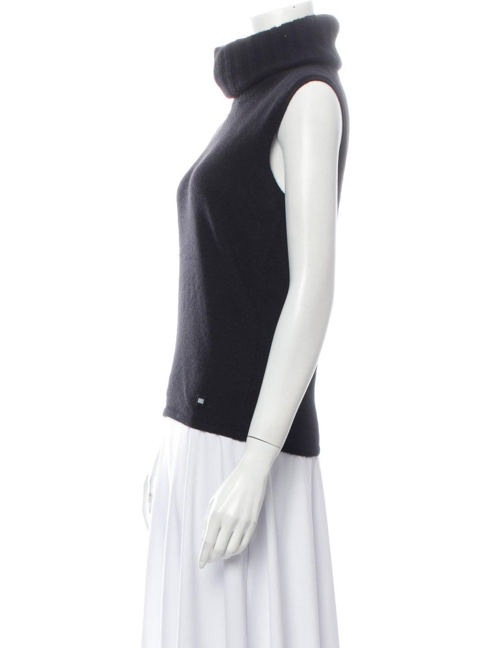 Chanel Vintage 2001 Sweater Black - image 2