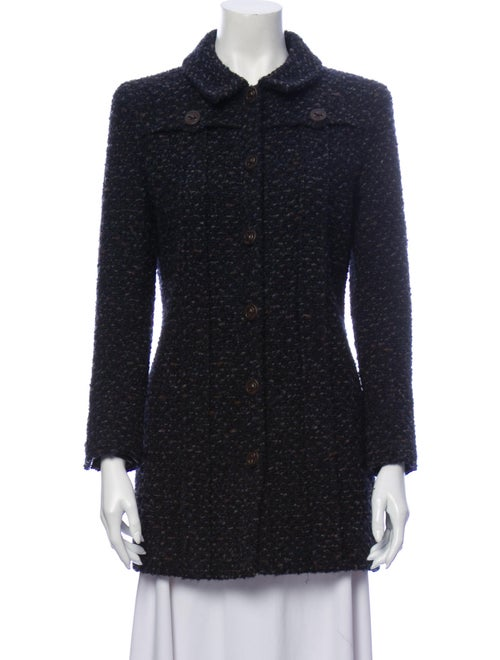 Chanel Vintage 2002 Coat Wool