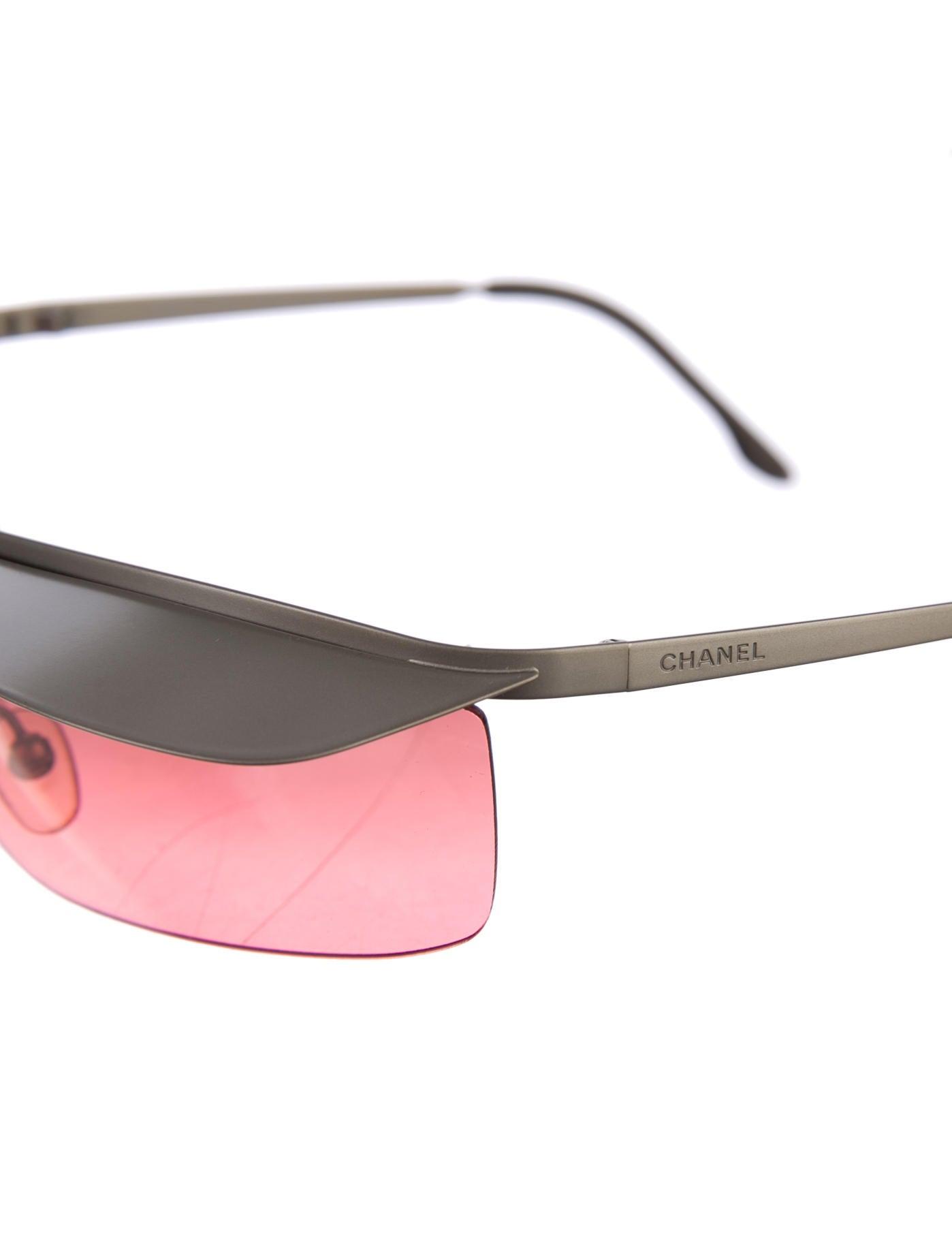 bde25594dc7d Pink Chanel Aviator Sunglasses - Restaurant and Palinka Bar