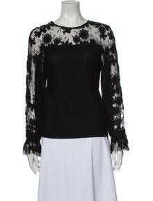 Chanel 2013 Wool Blouse