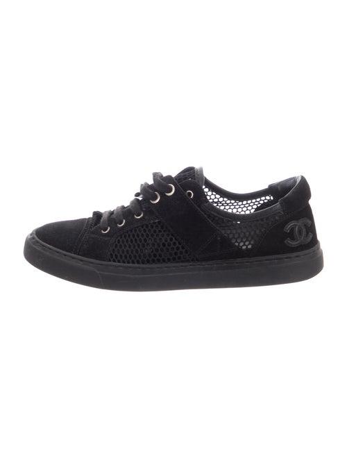 Chanel Sneakers Black