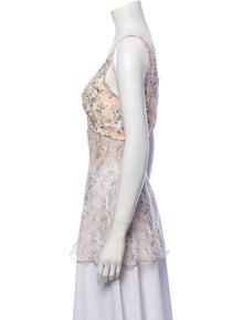 Chanel 2013 Silk Top