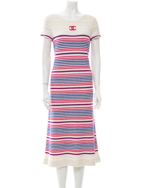 Chanel 2019 Midi Length Dress - image 1