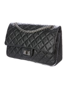 Chanel Double Flap Reissue 225