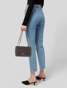 Chanel Moonlight On Water Rectangular Mini Flap Bag