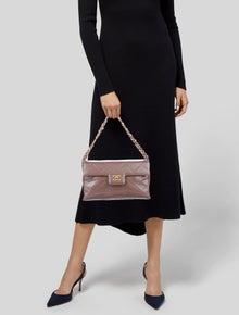 Chanel Vintage Caviar Shoulder Bag