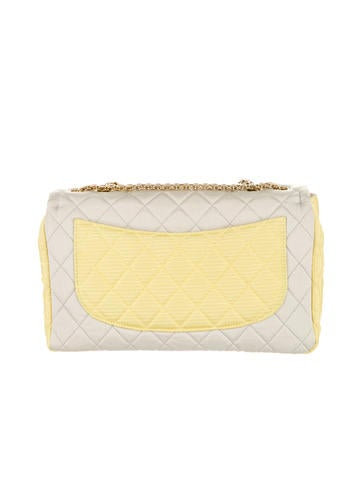 Reissue 226 Colorblock Flap Bag