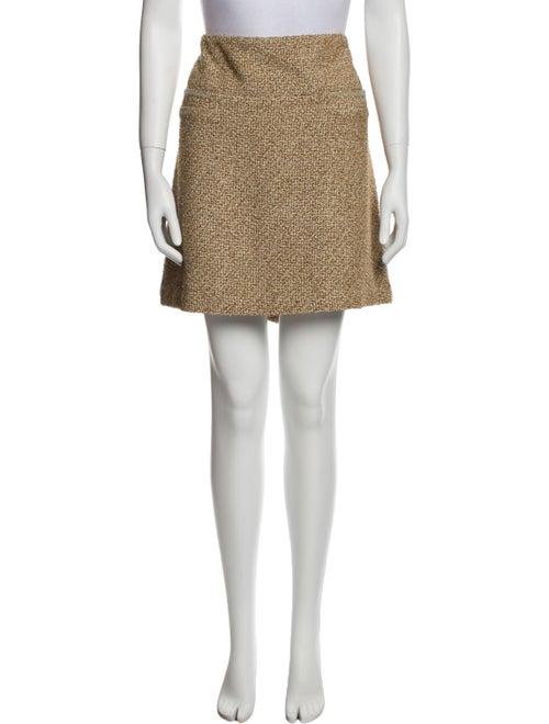 Chanel 2013 Mini Skirt