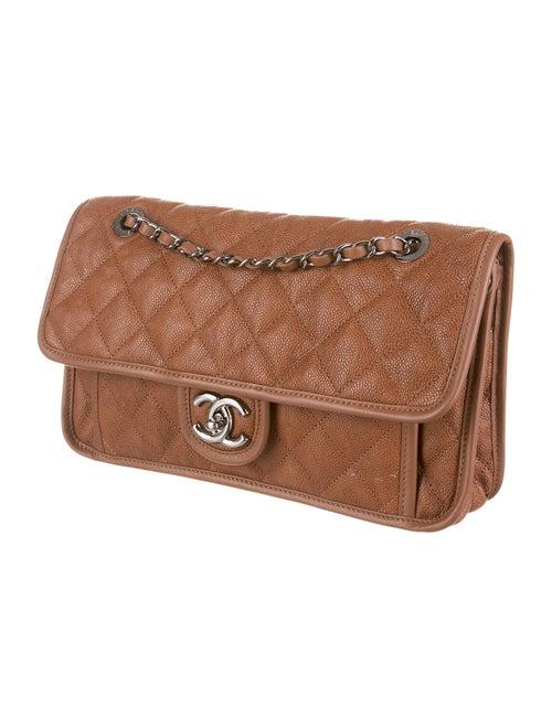 c20a0742c9 Chanel French Riviera Flap Bag - Handbags - CHA59690 | The RealReal