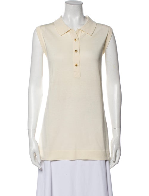Chanel Vintage Late 1980's - Early 1990's Polo