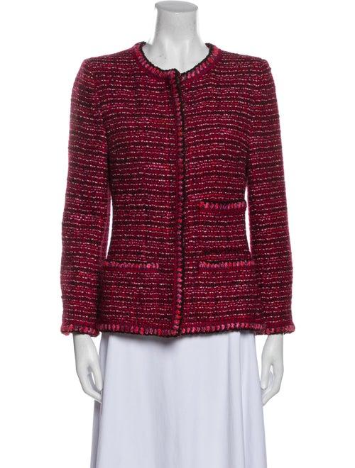 Chanel Vintage 2001 Evening Jacket Wool