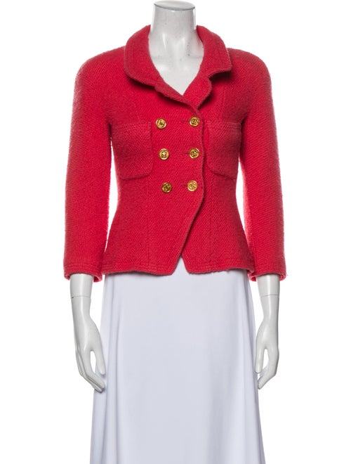Chanel Vintage Late 1980's - Early 1990's Jacket … - image 1