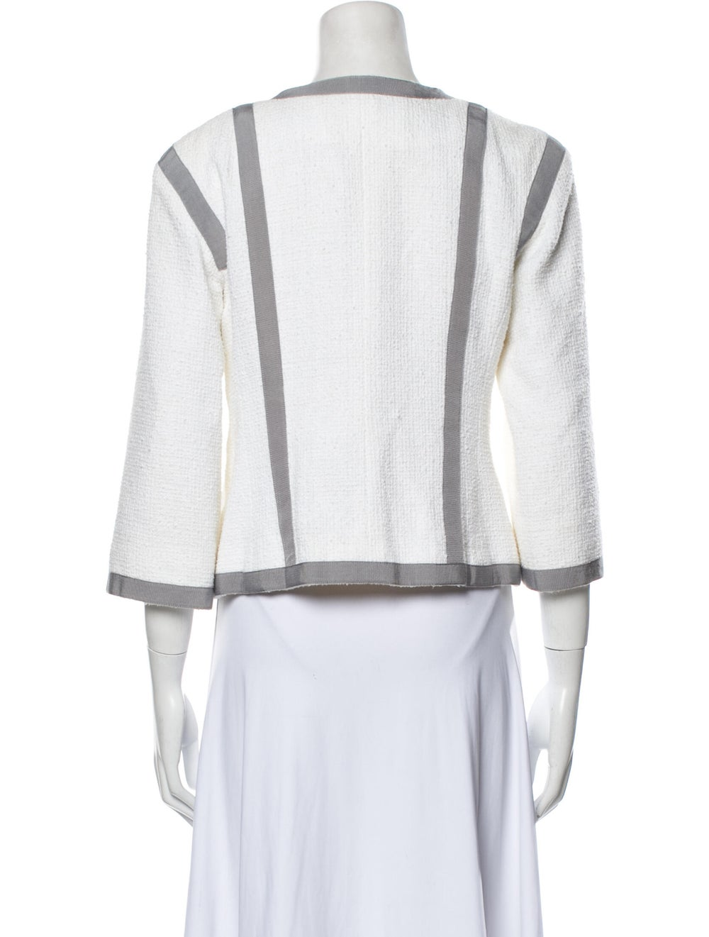 Chanel 2013 Striped Jacket - image 3