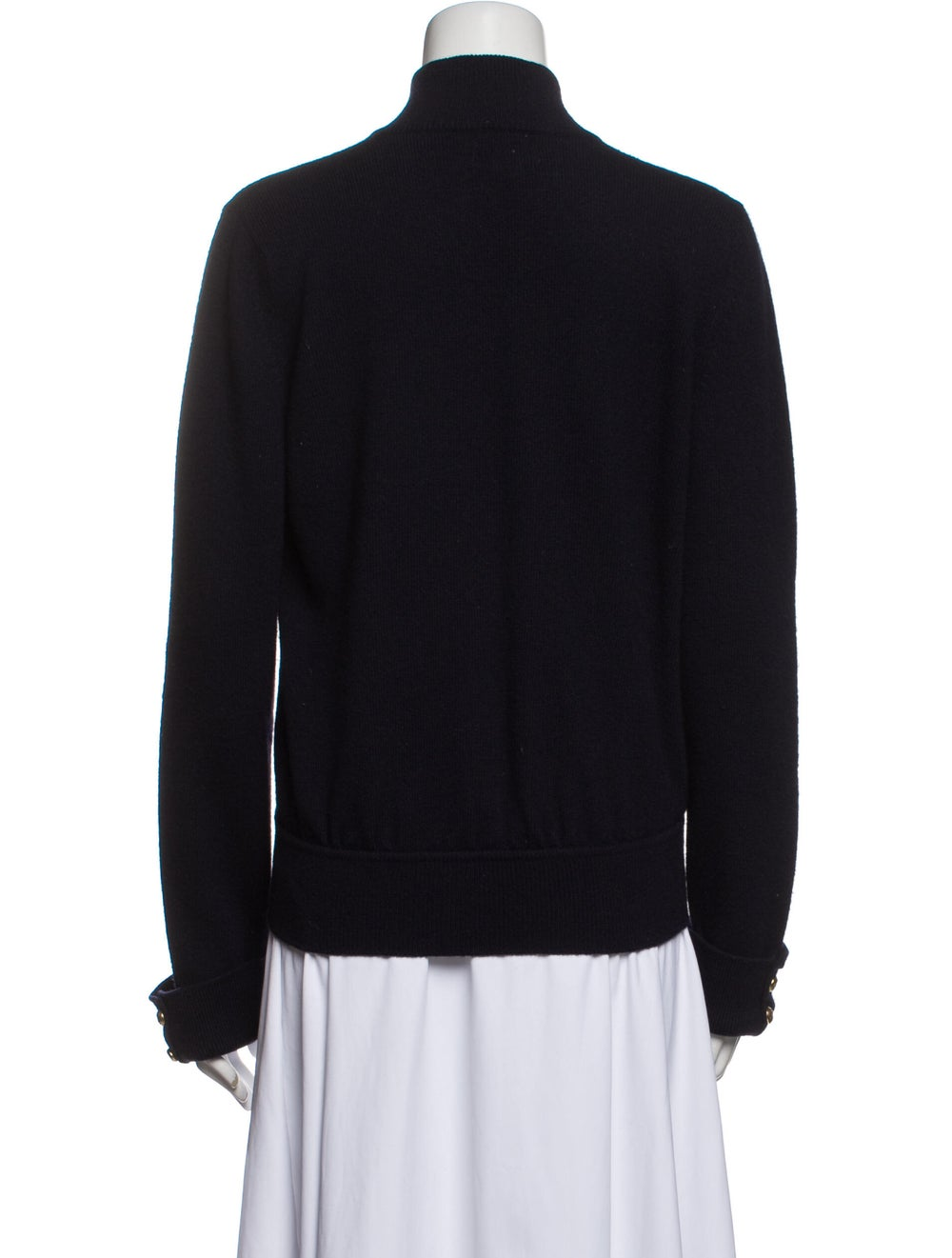 Chanel Vintage Late 1980's - Early 1990's Sweater… - image 3