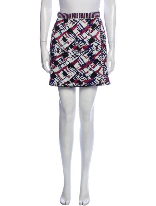 Chanel 2016 Mini Skirt Blue - image 1