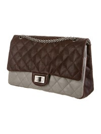 Chanel 2.55 Reissue 227 Flap Bag - Handbags - CHA61360 ...