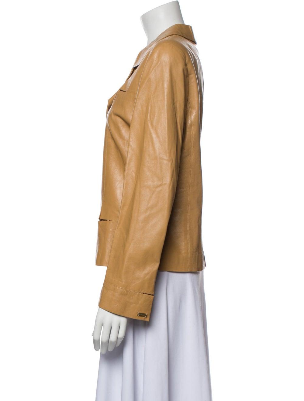 Chanel 2001 Biker Jacket - image 2