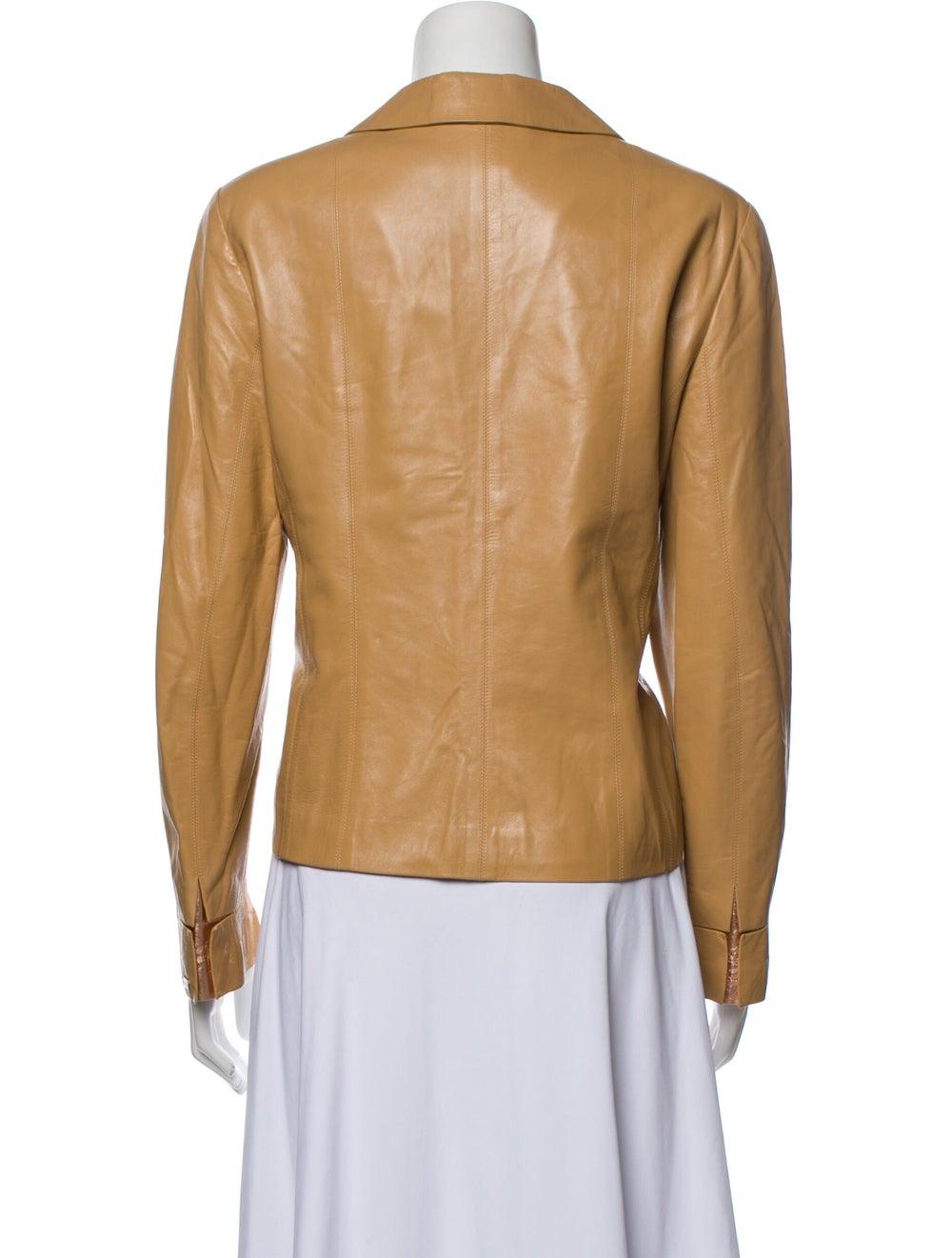 Chanel 2001 Biker Jacket - image 3