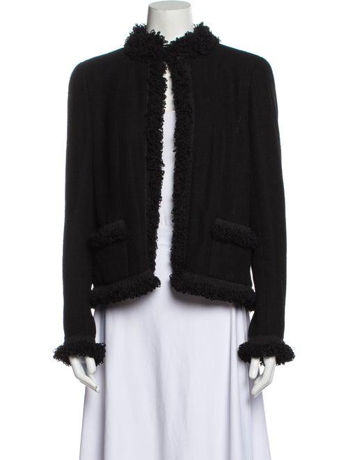 Chanel Vintage 2003 Evening Jacket Wool - image 1
