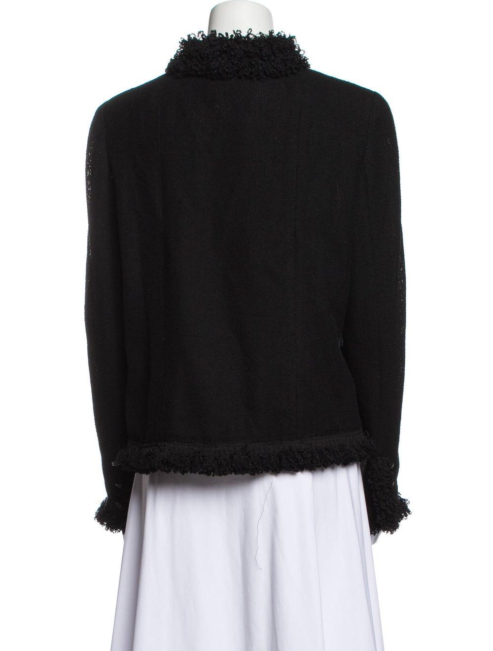 Chanel Vintage 2003 Evening Jacket Wool - image 3