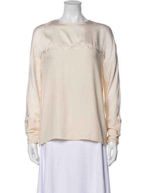 Chanel Vintage Late 1980's - Early 1990's Blouse - image 1