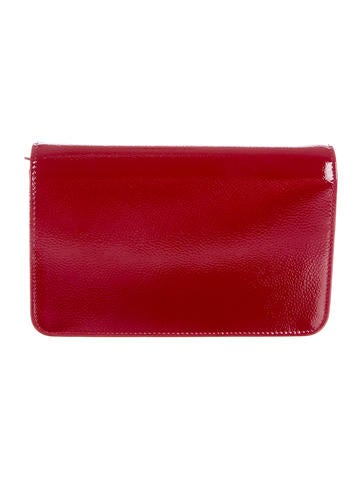 Patent Timeless WOC Bag w/ Tags