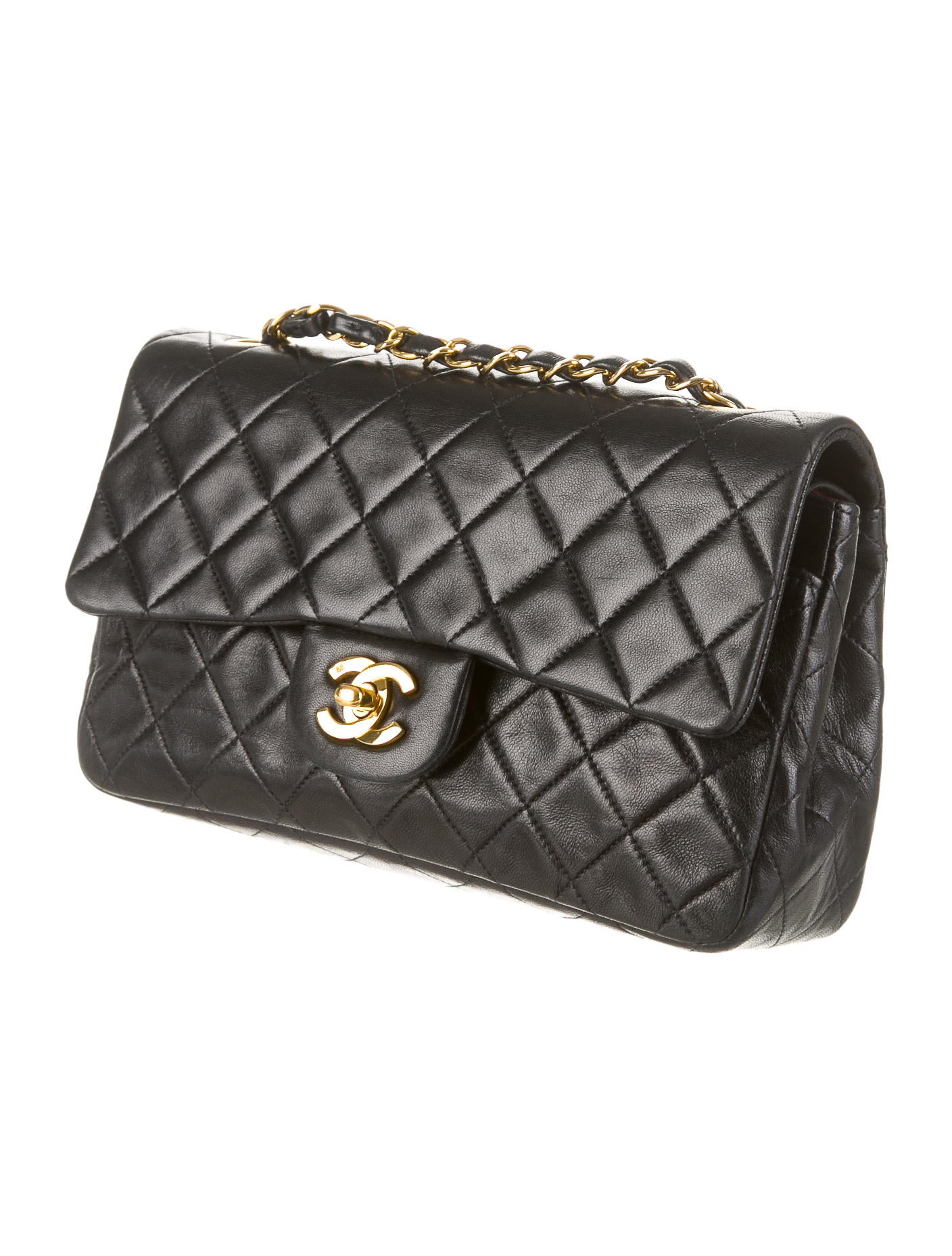 52e0c34adb69 Chanel Classic Double Flap Bag Small | Stanford Center for ...
