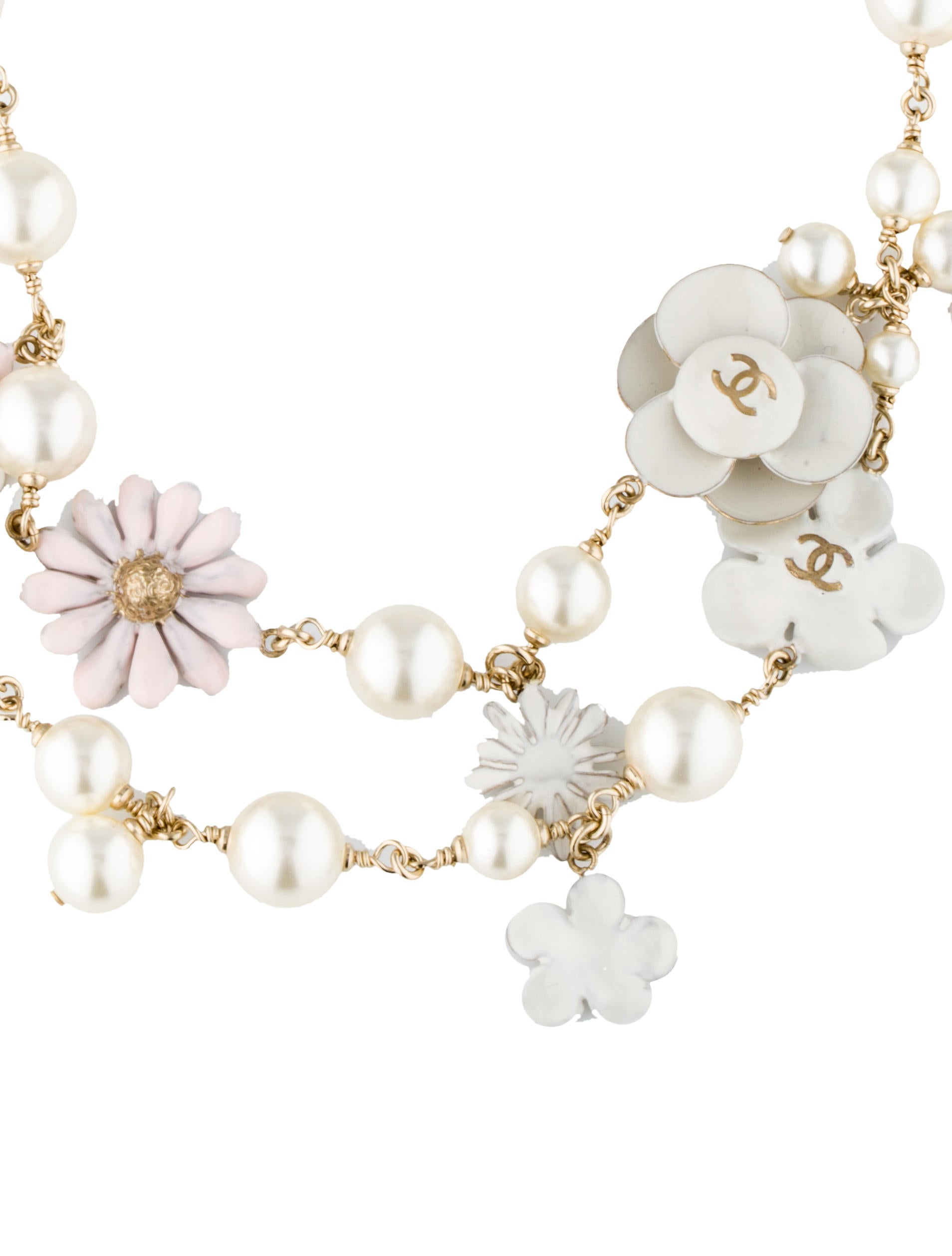 img daisy products necklace