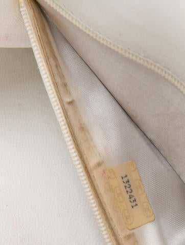 Vintage Lizard Shoulder Bag