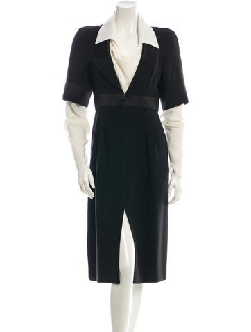 Chanel Layered Dress None