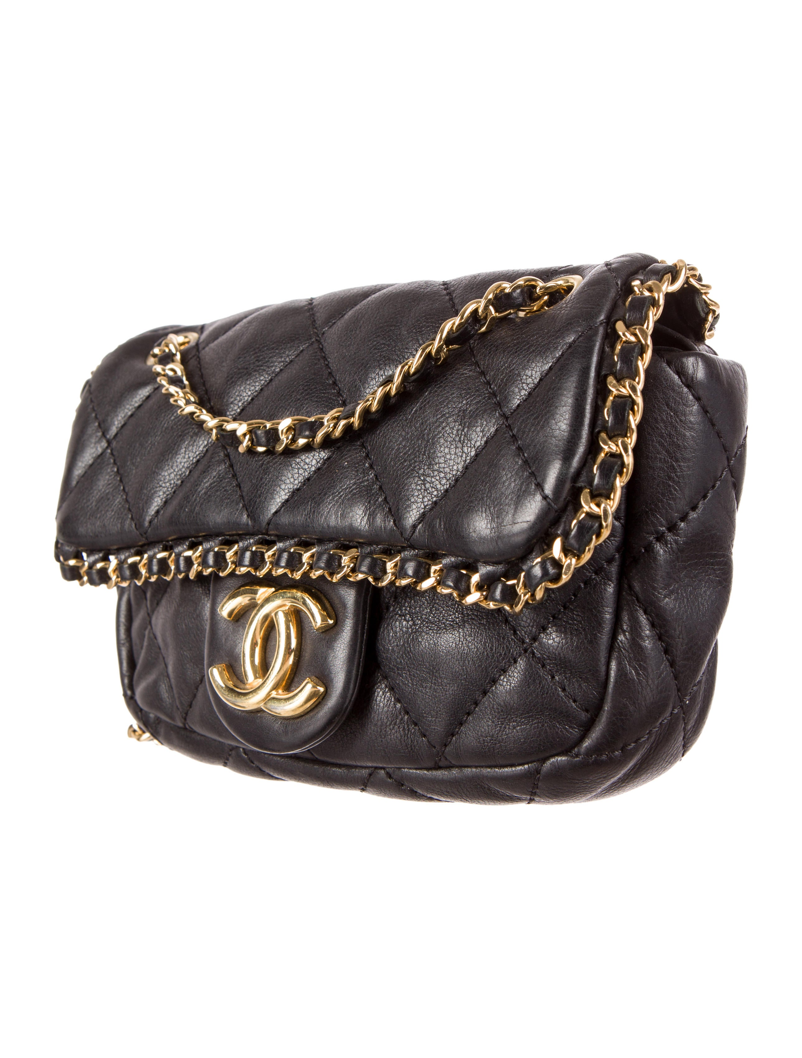 41e7ca7beaec Chanel Small Flap Bag Chain Length | Stanford Center for Opportunity ...