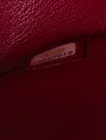 Reissue 227 Flap Bag