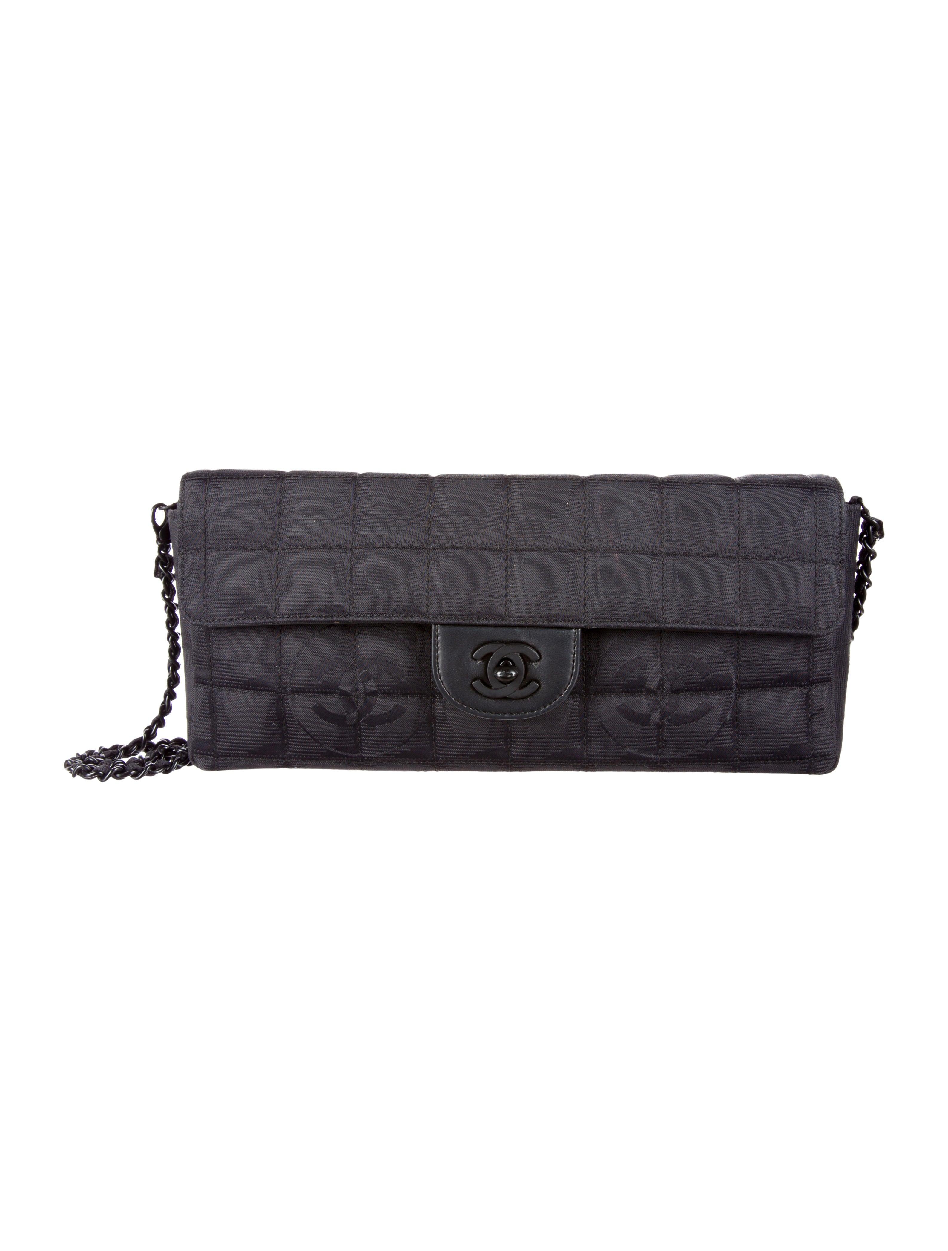49212c0f5c5f Chanel Travel Line Flap Bag - Handbags - CHA75834 | The RealReal