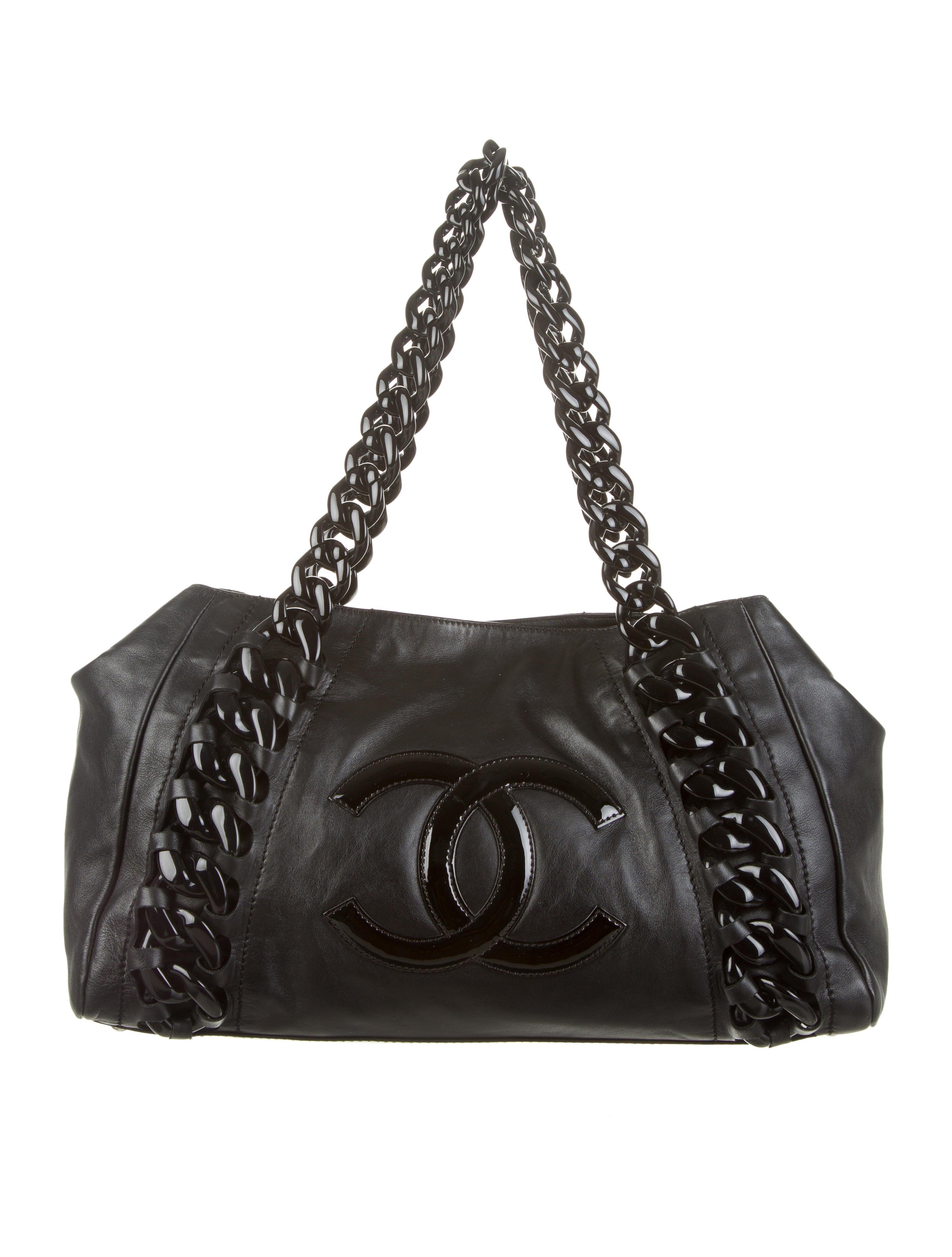 debea02f89fa Chanel Modern Chain E/W Tote - Handbags - CHA76603 | The RealReal