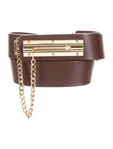 Chain Bolt Belt