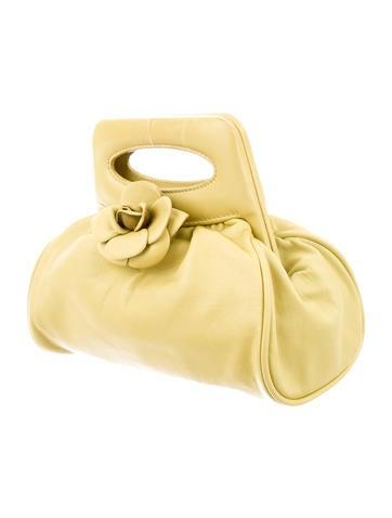 Camellia Handle bag
