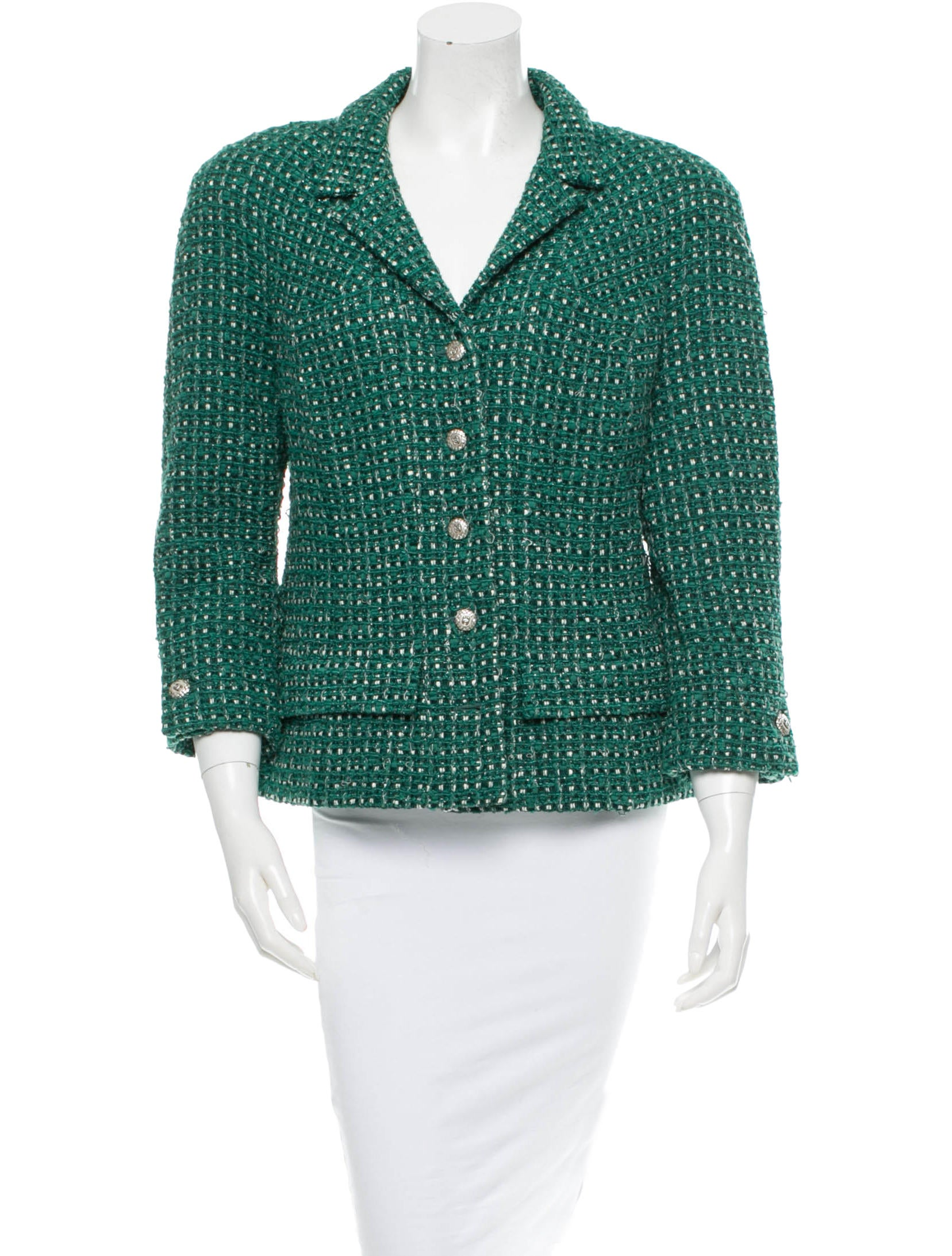 Try our Women's Bouclé Wool Jacket at Lands' End. Everything we sell is Guaranteed. Period.® Since