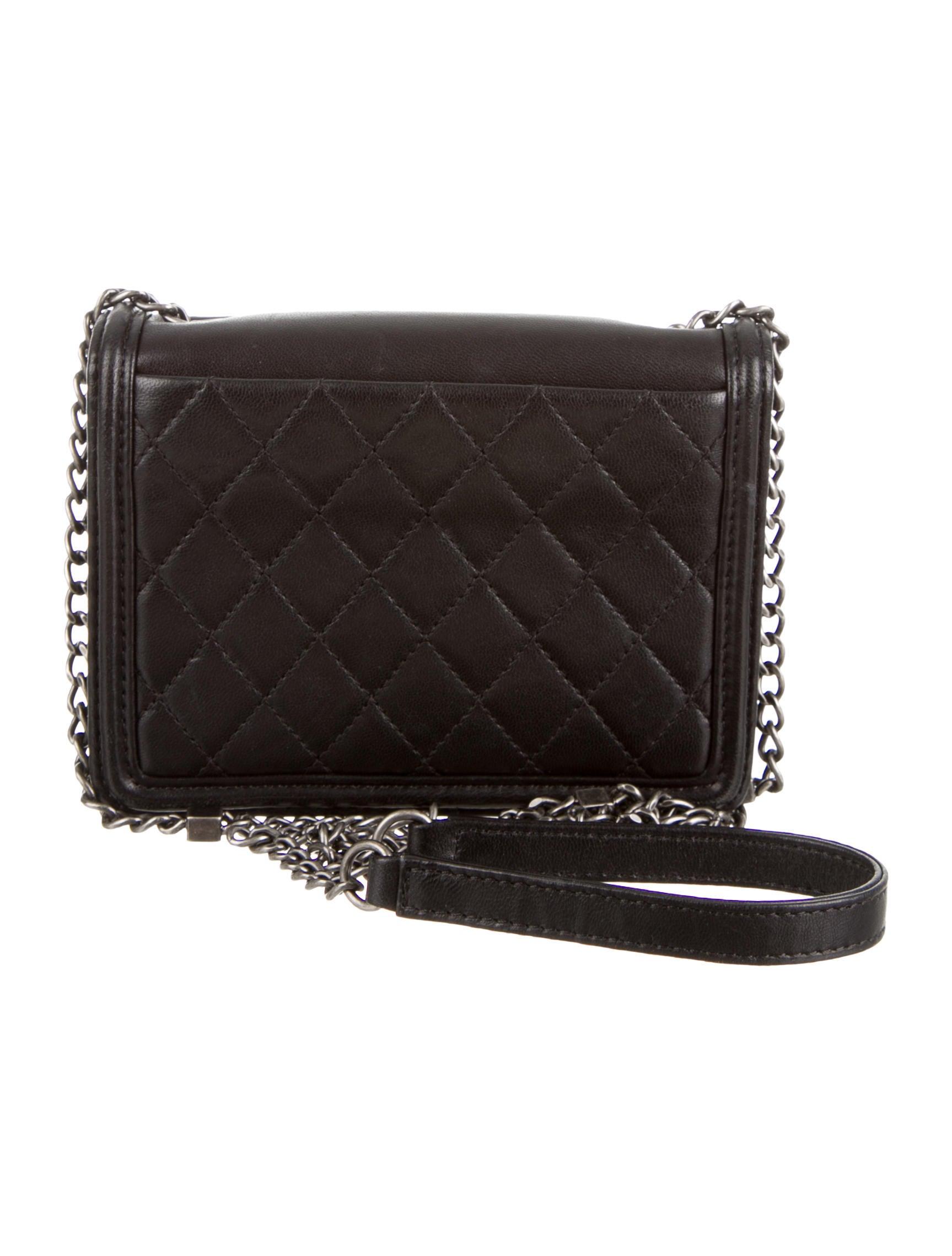 Chanel Boy Brick Flap Bag Handbags Cha83478 The Realreal