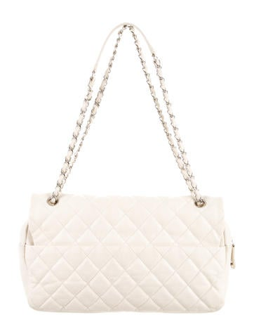 Quilted Caviar Jumbo Easy Bag