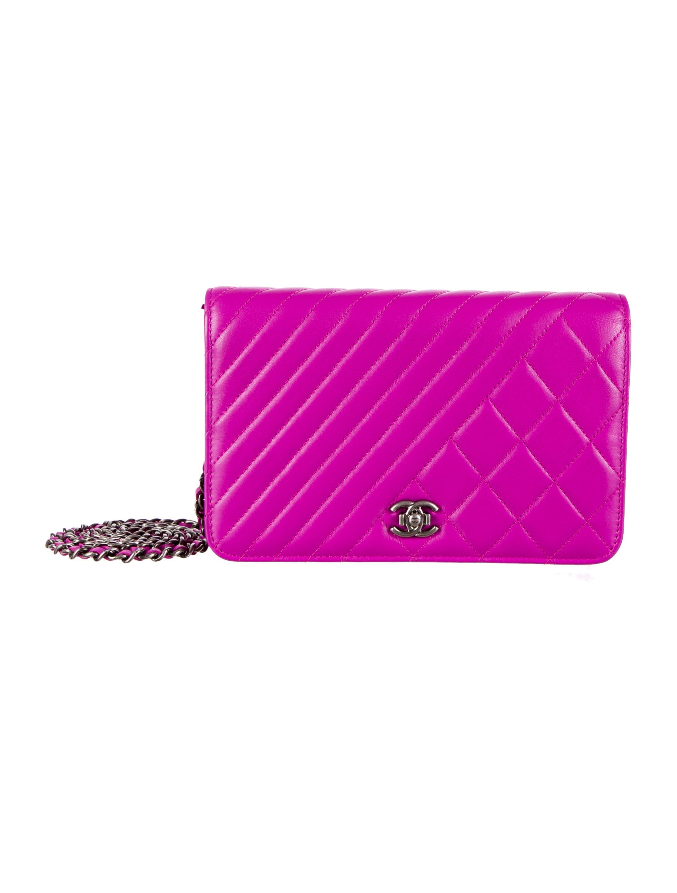 fc4a4f5e04d54f Chanel Coco Boy Wallet On Chain - Handbags - CHA84214 | The RealReal