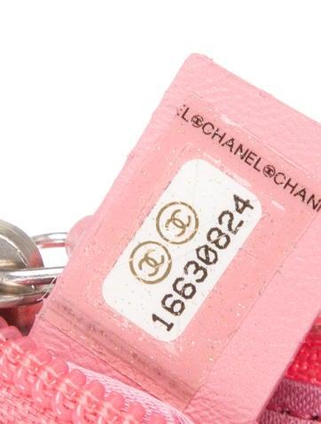 Camellia Key Pouch