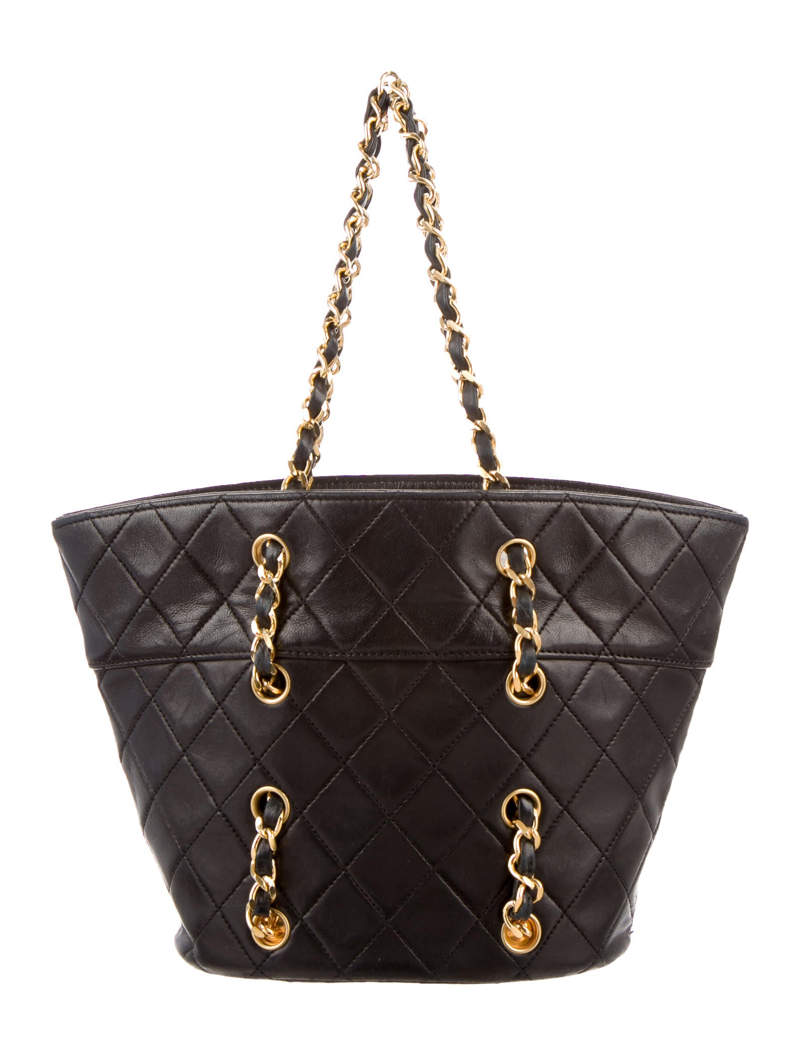 Chanel Quilted Tote - Handbags - CHA86154