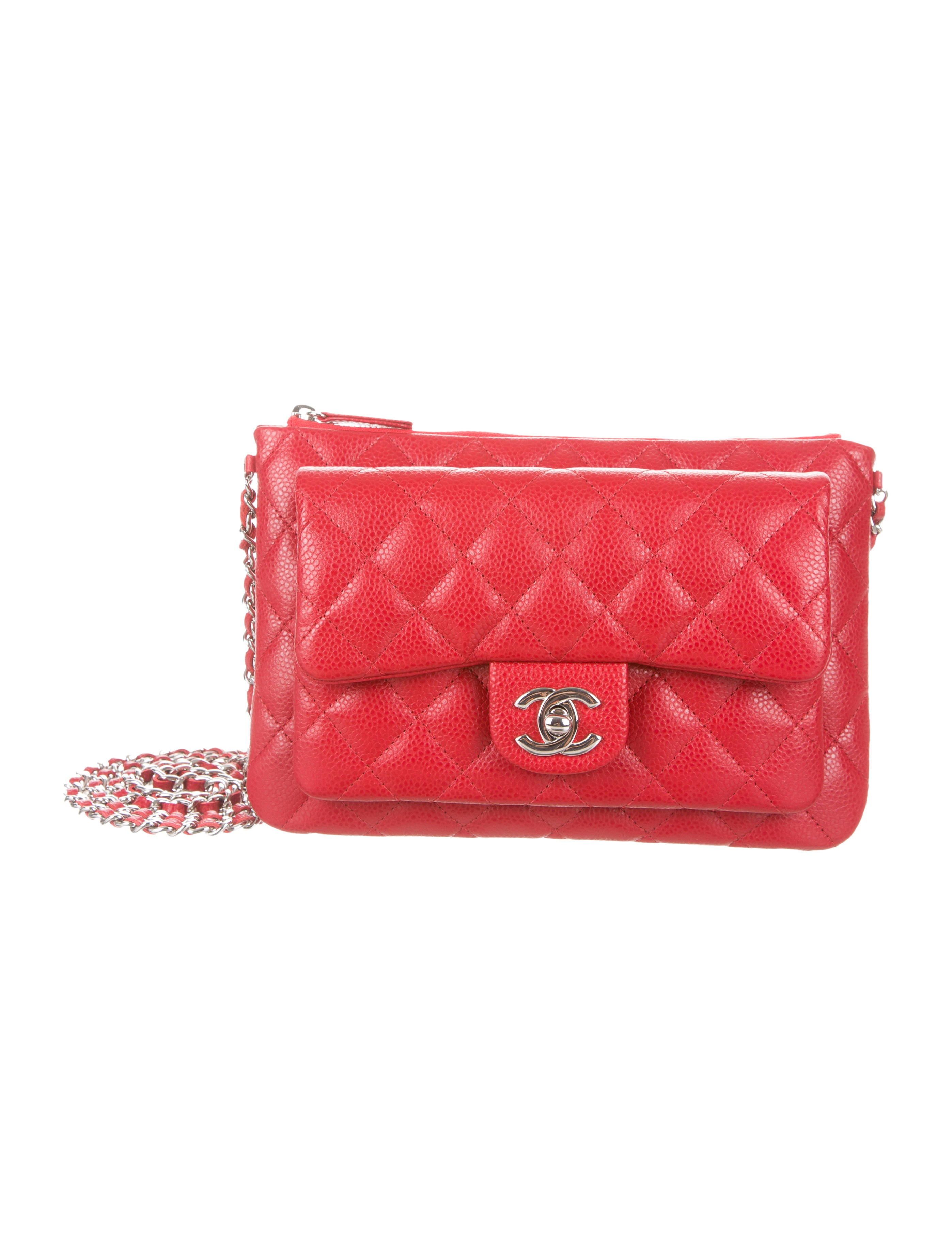 Chanel Quilted Daily Zippy Crossbody Bag - Handbags - CHA87211   The ... b4a29a54f1