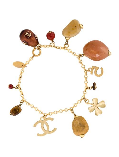 cca0bcc9e61b8 Chanel Charm Bracelets - Bracelet Photos Onneyuonsen.Com