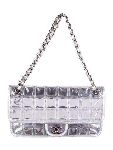 Ice Cube Flap Bag