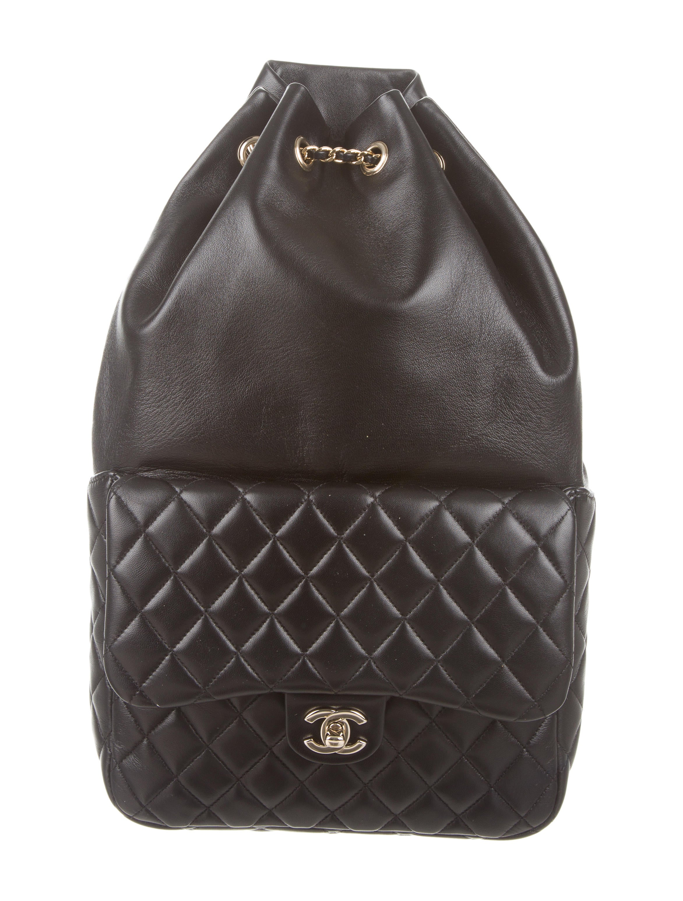 ccf1f7ff0c46 Chanel Large Backpack In Seoul - Handbags - CHA91656 | The RealReal