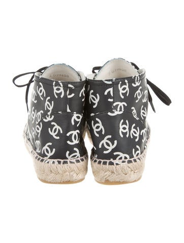 CC Espadrille Sneakers