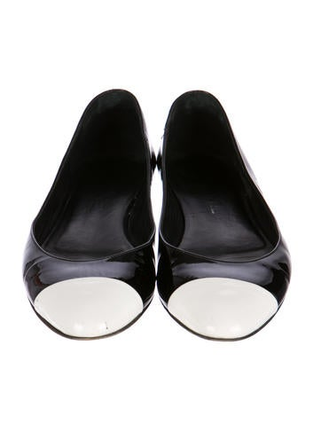 Classic Patent Leather Flats