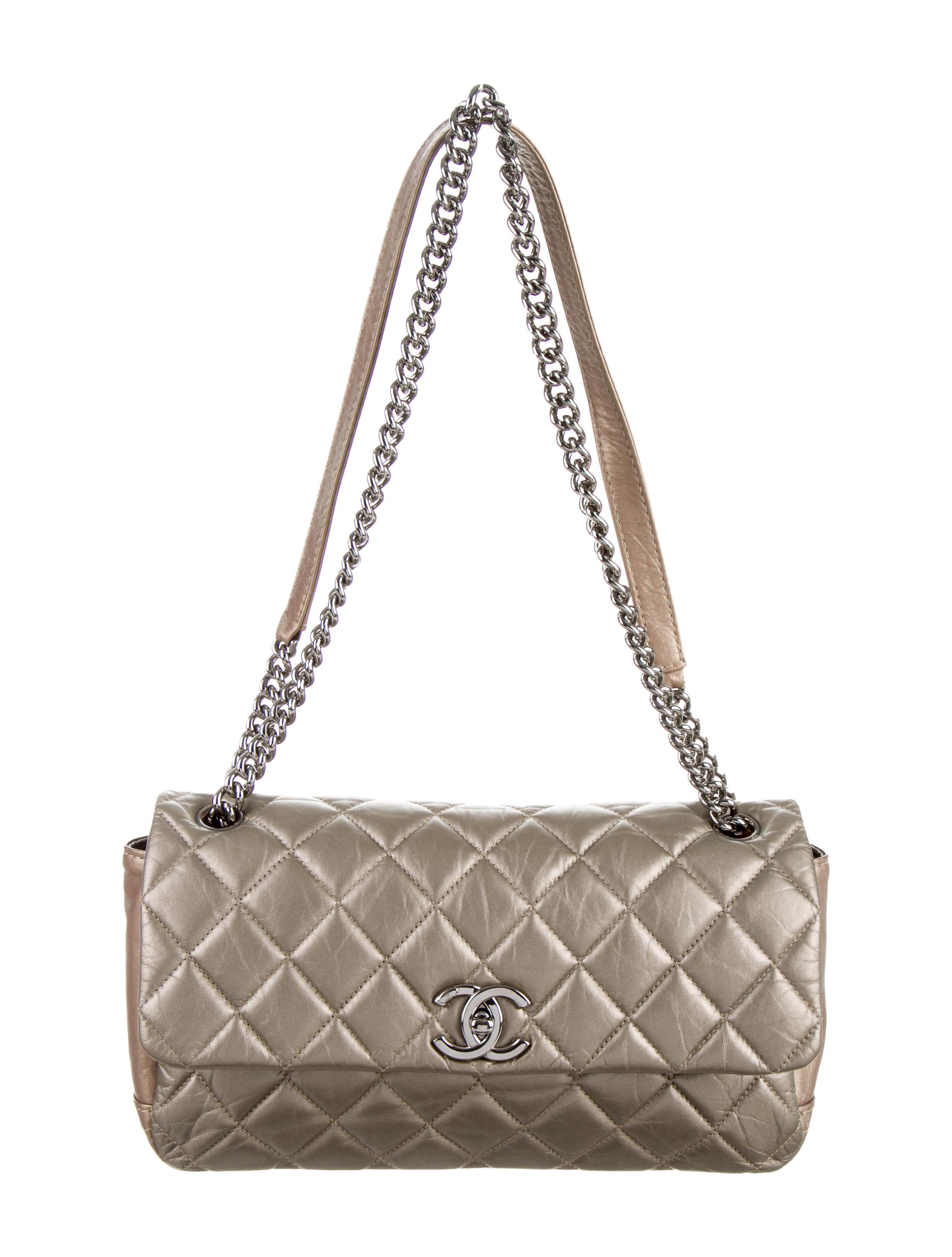 8a56662280fa Chanel Small Lady Pearly Flap Bag - Handbags - CHA93608 | The RealReal