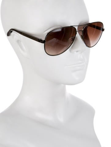 Miroir Aviator Sunglasses